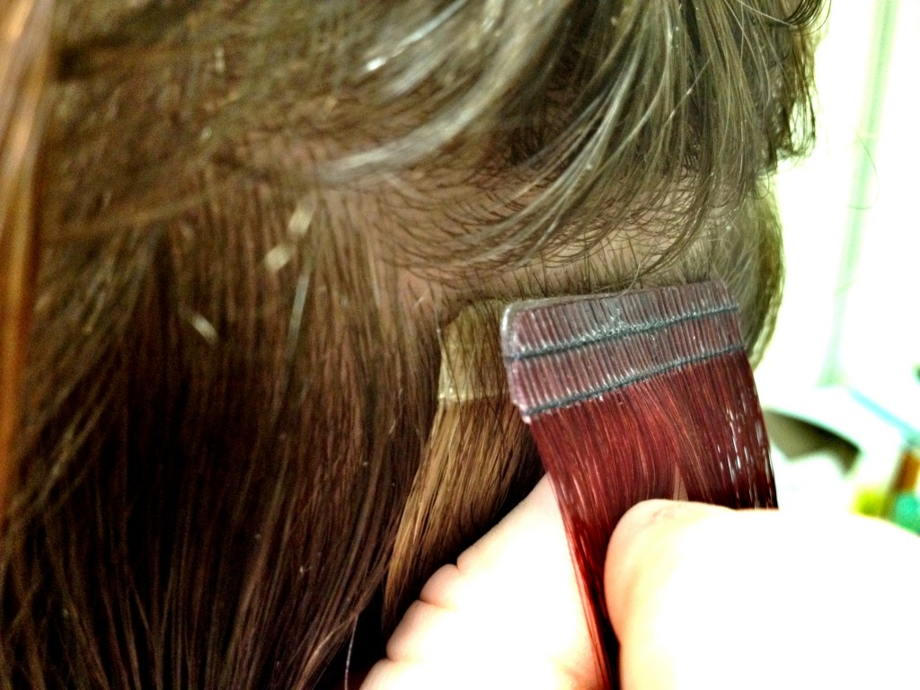 Tape In Hair Extensions Raw Unprocessed Virgin Remy Full